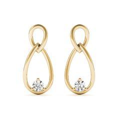Signature Collection 0.14ctw. Diamond Dangle/Drop Modern Earrings Pair - D&D Jewelry Walnut Creek CA Platinum Earrings, Fancy Earrings, Sapphire Earrings, Screw Back Earrings, Wire Earrings, Gemstone Earrings, Earrings Handmade, Walnut Creek, Signature Collection