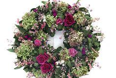 "Spring Garden 18"" Wreath on OneKingsLane.com"