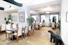 Galerie | RESTAURANT BLUE WAGON Restaurants That Deliver, Great Restaurants, Prague Food, Hotels, Modern Restaurant, Dinner For Two, Lunch Menu, Trip Advisor, Blues