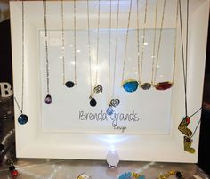 The best jewelry!!....Crystals  druzy  gold  pearls agate