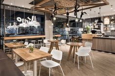 Primo Cafe Bar by DITTEL Architecten Tübingen  Germany