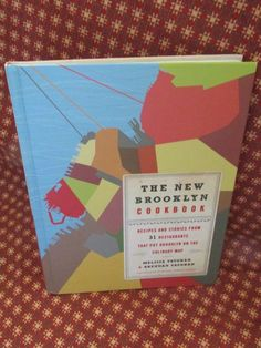 """Vintage Cook Book """"The New Brooklyn Cookbook"""" by Vaughan by TheBookE on Etsy"""