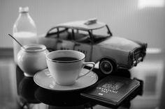 Jak vyléčit jetlag? Samozřejmě kávou ;) Recept na blogu.