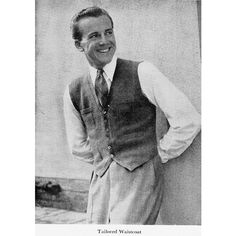 For the finely tailored man, this vest knittting pattern - called a Waistcoat -- gives that 'just right' finished look.