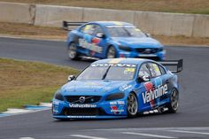 Volvo Polestar Racing returns to Sydney Motorsport Park - GCMAG V8 Supercars, Pole Star, Test Day, Volvo, Motor Car, Touring, Super Cars, Automobile, Racing