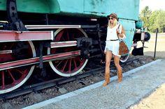 #sandicious #cowgirl #kowbojka #stylizacja #look # outfit #ootd #fringe #bohostyle #boho