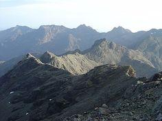 Cuillin Ridge #3