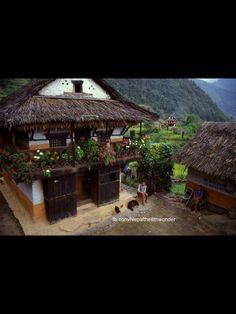 Another beautiful nepali house