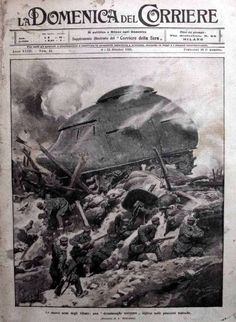 Les alliés prennent une position allemande