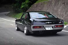 Nissan Laurel -I always loved the chrome/black with red interior Nissan Skyline, Supercars, 370z, Mitsubishi Cars, Jdm Wallpaper, Nissan Infiniti, Datsun 510, Japan Cars, Modified Cars
