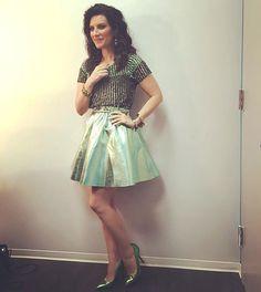 È incredibilmente bella Laura Pausini mentre indossa gli orecchini Sodini. Grazie infinite per averci scelto.   #SodiniBijoux #Sodini #SoJewels #LauraPausini