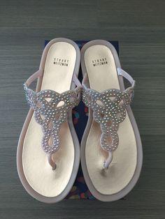4f8a12bb43ea The Mermaid Rose Jelly Sanda. RCE Love · Stuart Weitzman Shoes