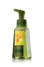 Loving this new Orchard Leaves soap from Bath and Bodyworks.