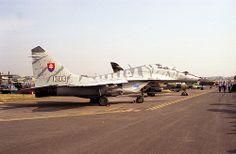 Mig-29UB  Slovak Air Force 1303 RAF Fairford