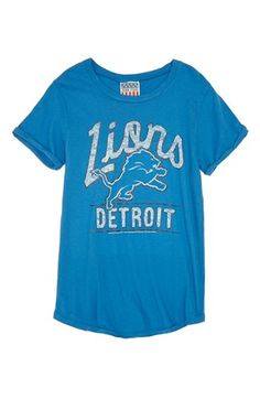 Junk Food  NFL - Detroit Lions  Tee (Big Girls) available at   c5d981be0