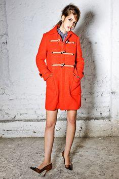 Dsquared2 Pre-Fall 2012 Fashion Show - Barbara Palvin