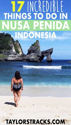 Heading to Bali? Make sure you check out Nusa Pendia, just off the coast of Bali for a new days of incredible sites that will blow you away. #bali #indonesia ***** Nusa Penida   Nusa Penida island   Nusa Penida Bali   Things to do in Bali   Things to do in Indonesia   Where to go in Indonesia   Southeast Asia travel   Southeast Asia destinations   Indonesia destinations   Indonesia travel   Bali travel   Bali travel tips   Bali travel guide