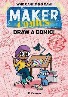 Maker Comics by JP Coovert (Hardback) Comic Drawing, How To Make Comics, Comic Page, Kids Writing, Drawing Skills, Free Kindle Books, Self Publishing, A Comics, Book Activities