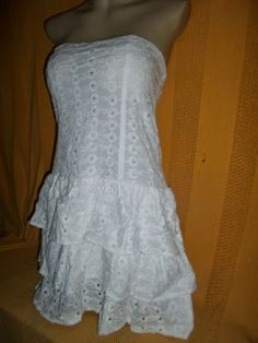 Brecho Online - Belas Roupas: Vestido TQC
