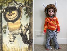 a bat and a wild thing wild things costumeholidays halloweenhalloween - Max Halloween Costume Where The Wild Things Are