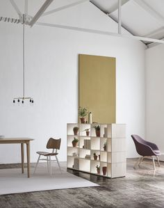 Interior design inspiration featuring Tylko's Ivy Shelf and Hub Table. Tylko's design-led customisation process makes online shopping risk-free and allows you to access the designer's creative process as you co-create your furniture.