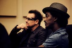 Bono and Keith Richards to Guest on New K'naan Album