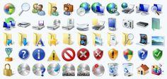 Windows 7 Application Icons
