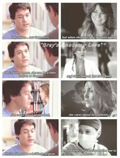 Grey's anatomy / George on Meredith Greys Anatomy George, Grays Anatomy Tv, Greys Anatomy Memes, Grey Anatomy Quotes, Meredith Grey's Anatomy, Dark And Twisty, Youre My Person, Tv Show Quotes, Memorial Hospital