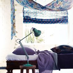 Bring a bit of boho style to a teen bedroom