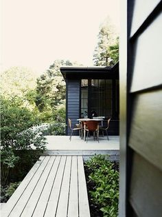 East Sussex deck