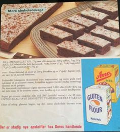 Mors chokoladekage Lactose Free Recipes, Danish Food, Dinner Is Served, Creative Cakes, Cakes And More, Bread Baking, Cake Cookies, No Bake Cake, Kids Meals