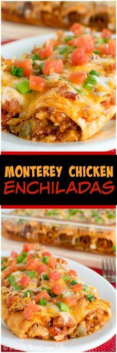 Monterey Chicken Enc