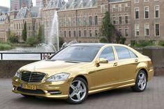 De echte Gouden Koets is een Mercedes S-klasse