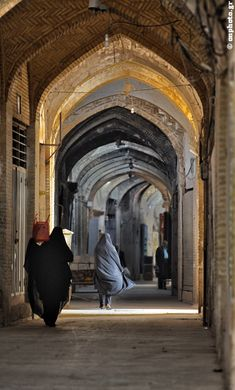 Old markets... - Kerman, Kerman- Iran