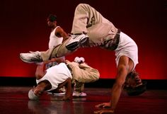 Friday March 9: Rennie Harris and dancers create high-art out of hip hop