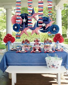 Red, White, and Blue Bash