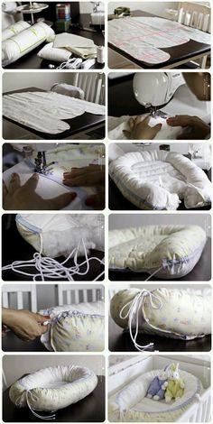 mutlu anne babalar mutlu çocuklar: Bebek Yatağı Koruyucusu