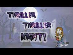 Halloween Videos For Kids, Halloween Gif, Classroom Signs, Music Classroom, Michael Jackson Halloween, Teacher Resources, Teaching Ideas, Elementary Music Lessons, Music And Movement