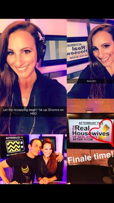 About last night ~ annual meeting, #DivorceOnHBO, Real Housewives of OC & Jersey finale! Links to podcasts on Twitter.
