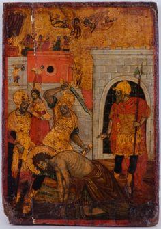 Lot 93 Orthodox Icons, Catalogue, Religion, Saints, Painting, Art, Art Background, Painting Art, Kunst