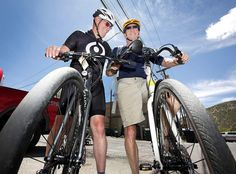 Our Parkinson's Place: Cyclists with Parkinson's participate in new Iron ...