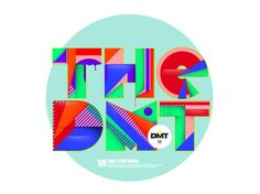 THEDMT by Luis Miguel Torres, via Behance