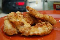 Ultimate Chicken Fingers (Gluten Free) - Recipes, Dinner Ideas, Healthy Recipes & Food Guide Gf Recipes, Recipes Dinner, Dinner Ideas, Free Recipes, Healthy Recipes, Meal Ideas, Healthy Dishes, Family Recipes, Healthy Treats