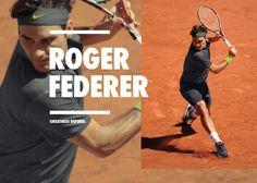 Ready for Paris? Roger Federer - Greatness Defined.  #Federer @niketennis @rolandgarros