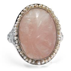 The Mirabelle Ring #BrilliantEarth #Vintage