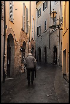 Still cannot believe I walked this street everyday this past summer! So many wonderful people and experiences <3  San Gemini, Italy