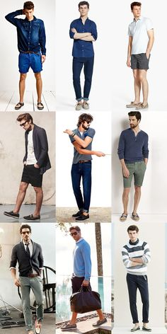 b619f8757de2 Cool Shoes Wearing for Men in Summer - Men Fashion Hub