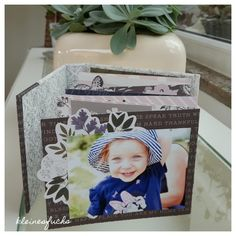 For this minialbum I used the new heart of home collection by Jan Hadfield / Pebbles.