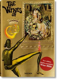 Salvador Dali's 1978 Wine Guide, The Wines of Gala, Gets Reissued: Sensual Viticulture Meets Surreal Art | Open Culture