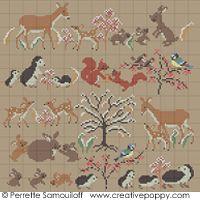 Perrette Samouiloff: Winter Animals
